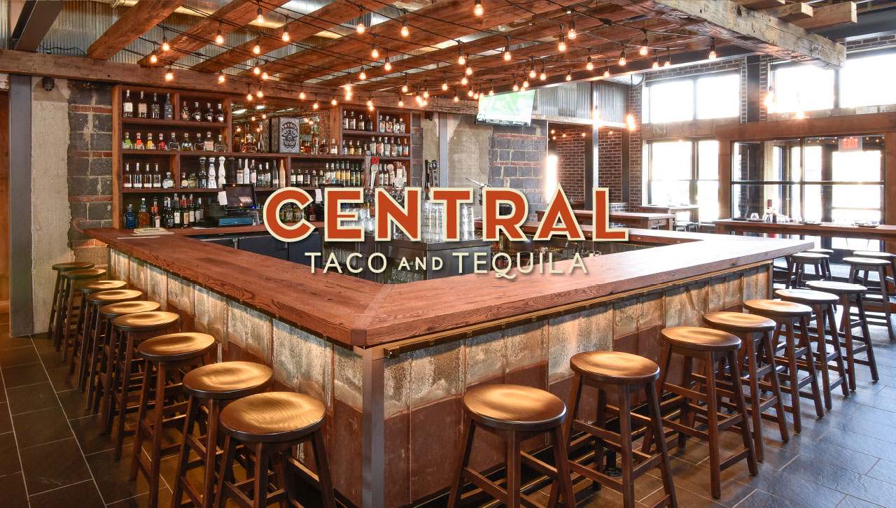Interior of Central Taco and Tequila